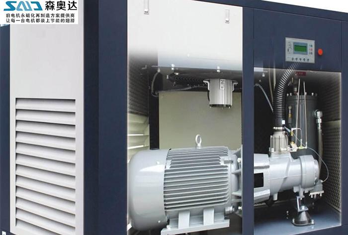 各类空压机专用电动机制造及再制造