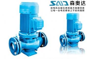 各类风机水泵专用电机制造及再制造